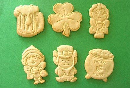 St. Patty's Cookie Collection