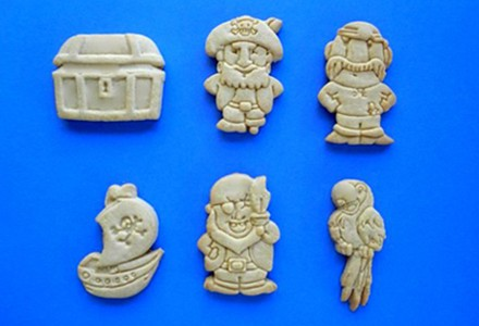 Pirates Cookies