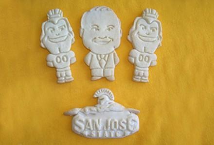 San Jose State Cookies
