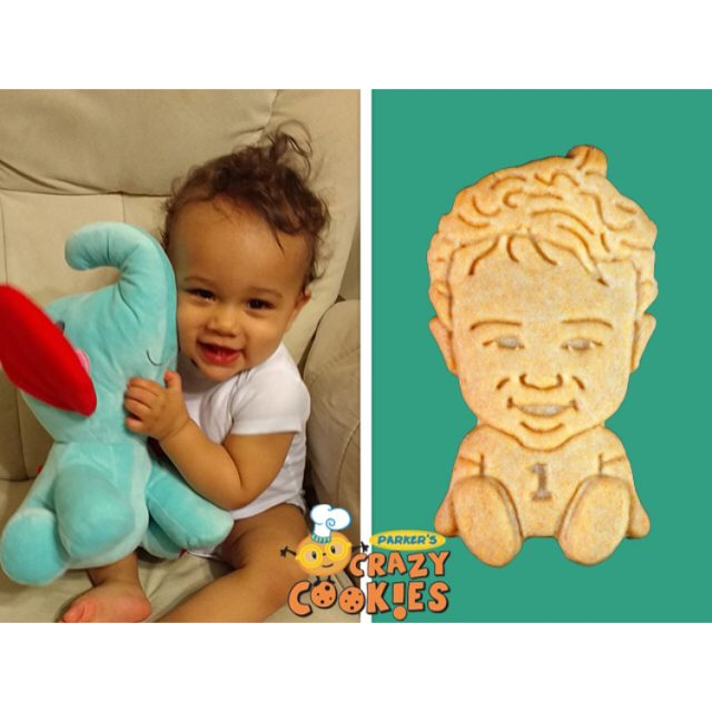 Our Parkers Crazy Cookies Team believes little handsome Blake washellip