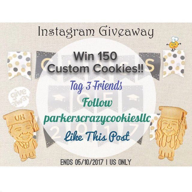 Hey crazy cookie lovers! Dont forget that tomorrow May 10thhellip