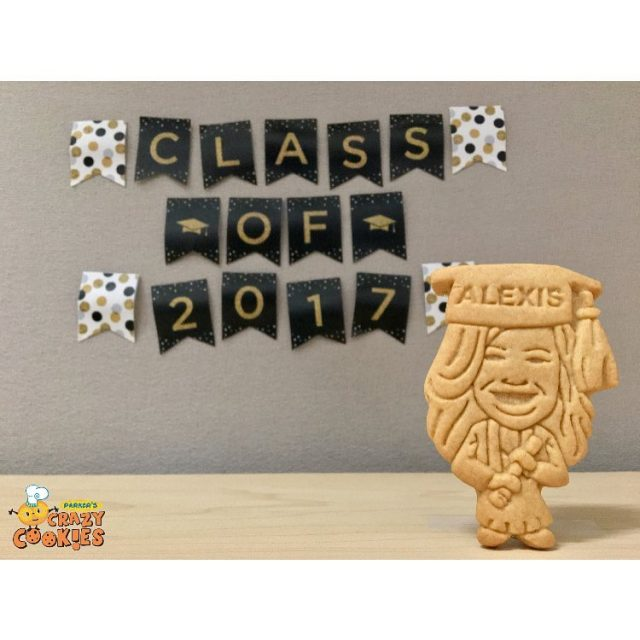 Congratulations Alexis! May every bite of our Crazy Cookie givehellip