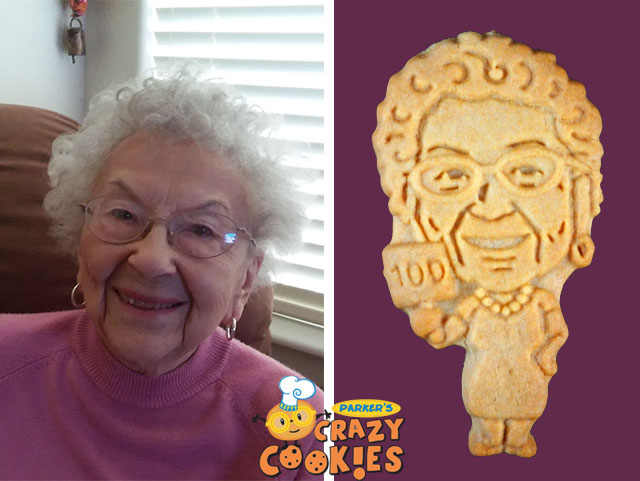 A special surprise for those 100th birthday ideas