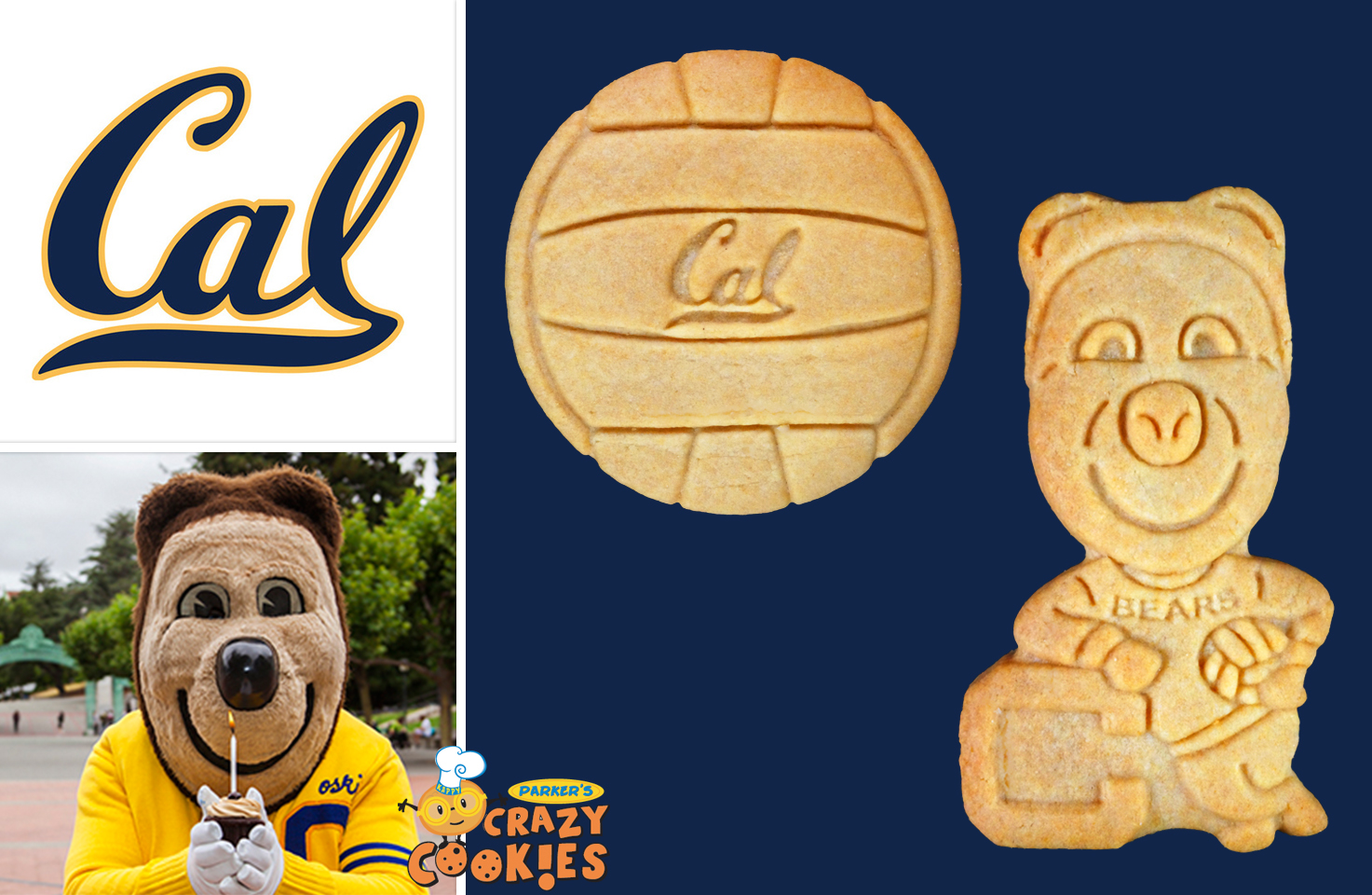 university events cookies
