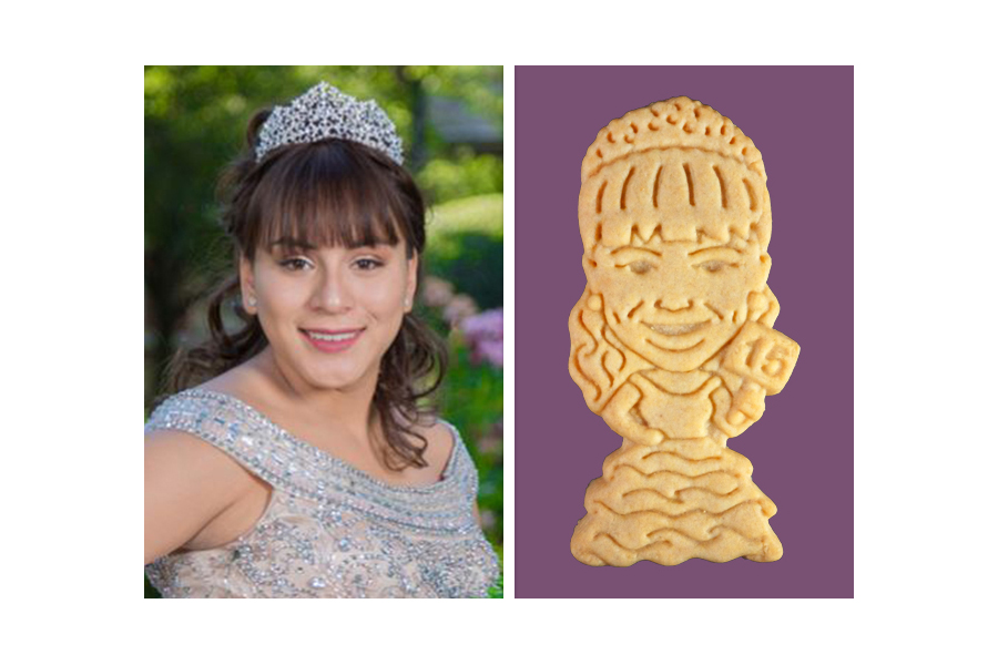 Unique Quinceanera Favors Personalized Cookies That Look Like Your