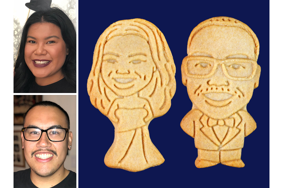 personalized cookie gifts