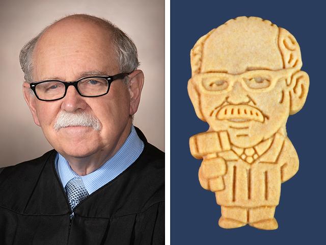 Retirement Party Judge